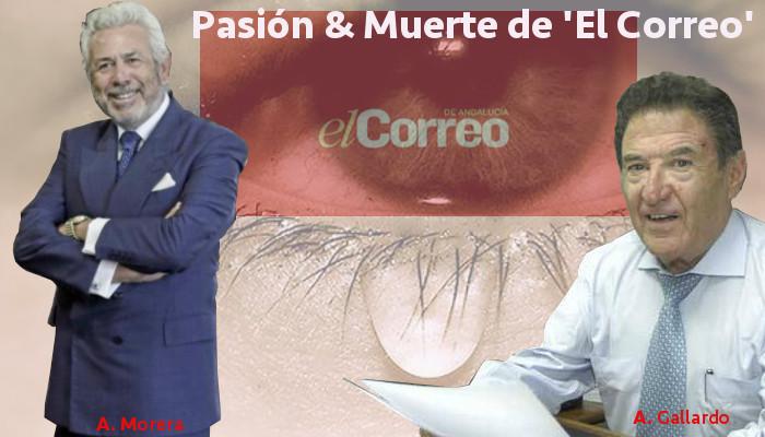 De Gallardo a Morera, pasión y muerte de 'El Correo' (I)