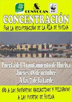 Concentración-por-la-recuperación-de-la-Ría-de-Huelva