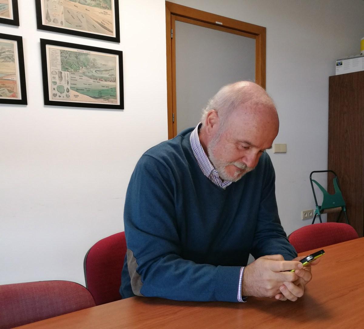 Geobrary, una 'app' gratuita desarrollada por la UHU para facilitar el reconocimiento de minerales y fósiles comunes