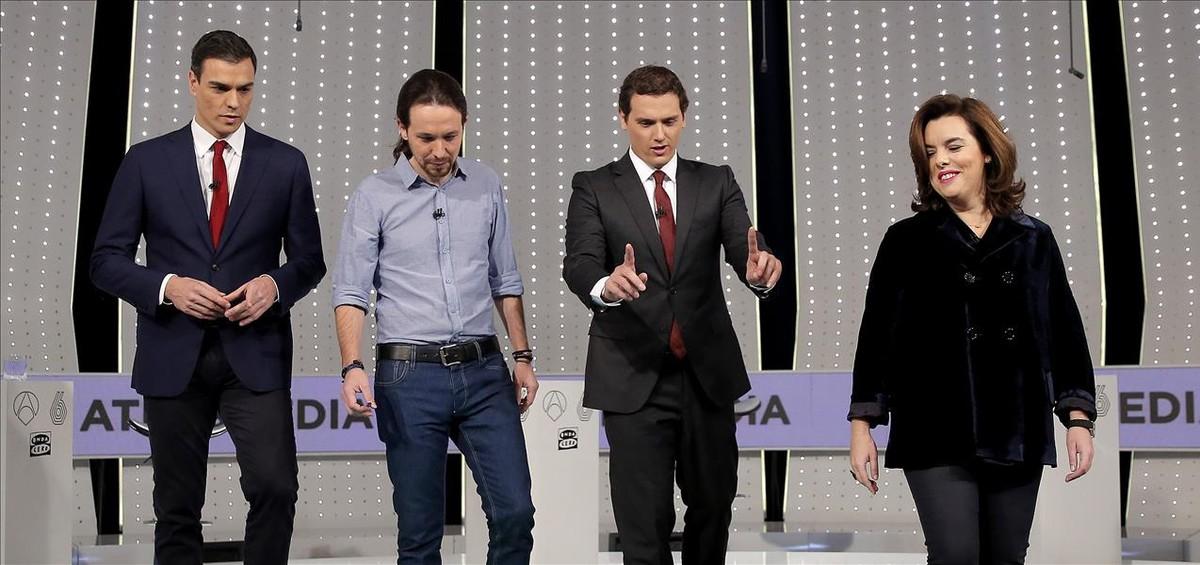 De debates electorales cara a cara