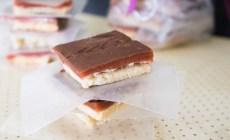 Galletas de caramelo y chocolate, receta en maria orsini
