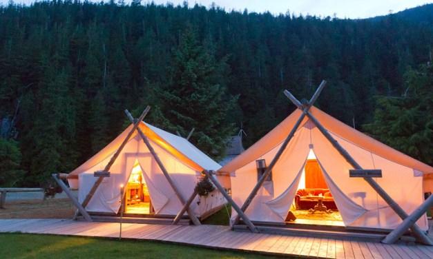 Glamping – la nueva forma de acampar