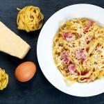 Pasta Carbonara – Clásico de clásicos