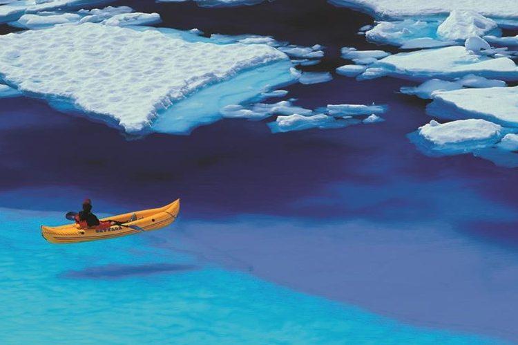 Glaciares en alaska, viajes de aventura