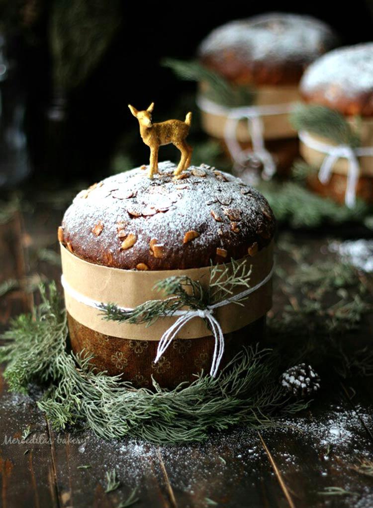 Panettone, un pan tradicional de navidad