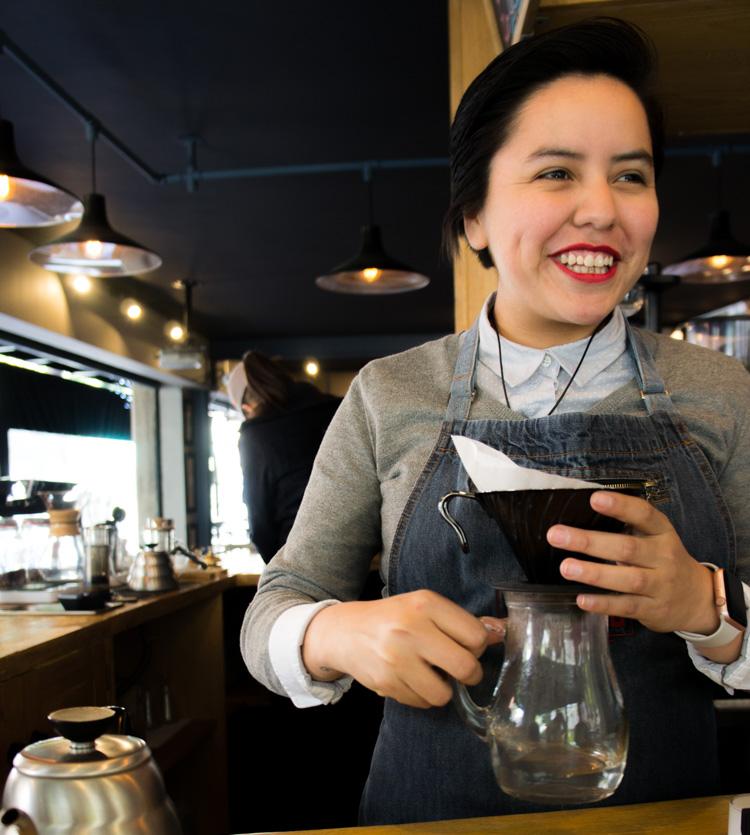 Cafe centro, cafe de autor en ciudad de méxico