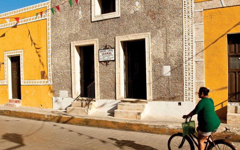 izamal, ciudades antiguas de mexico