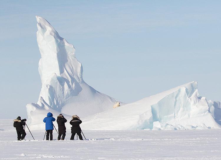 viajes de fotografia al artico