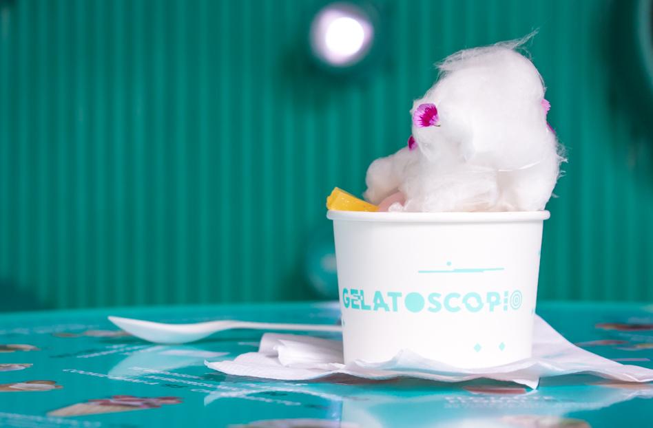 Gelatoscopio: no sólo helados