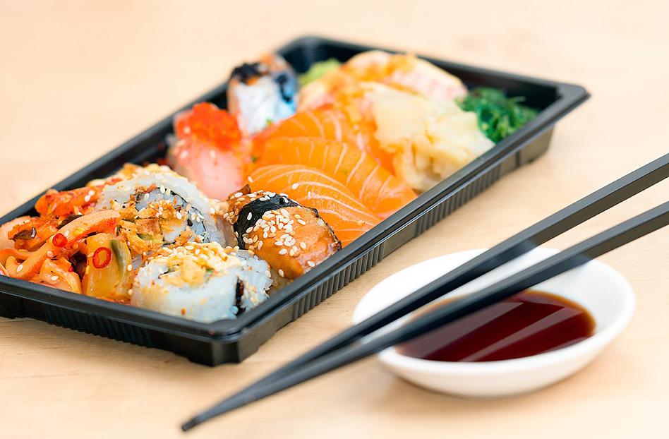 Los diferentes tipos de sushi y su preparación