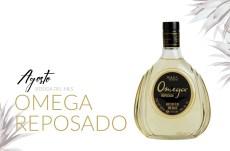 Tequila Omega reposado, bebida del mes en maria orsini