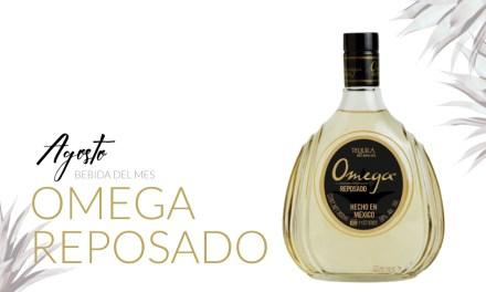 Agosto: Tequila Omega Reposado