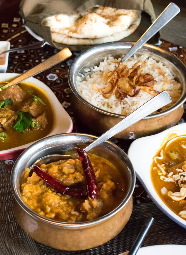 restaurante tandoor polanco comida hindu