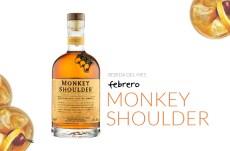 Monkey shoulder, la bebida del mes de febrero en Maria ORsini