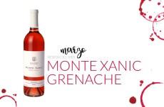 Monte Xanic Grenache, la bebida de marzo en Maria Orsini