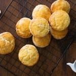 Scones clásicos: los panecitos británicos para la hora del té