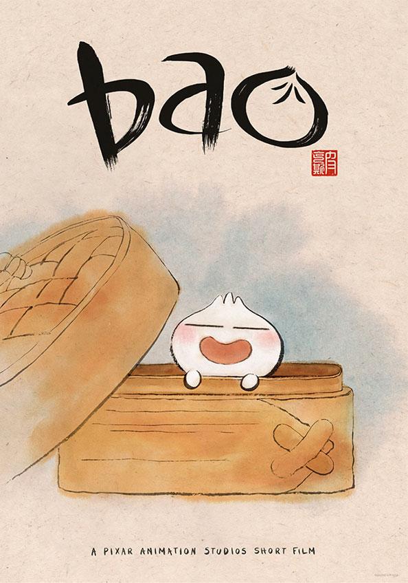 Bao pixar, nuevo corto sobre un dumpling