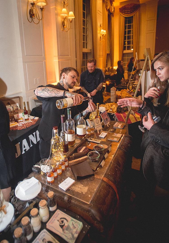 Festival de vino y comida de Nueva Jersey