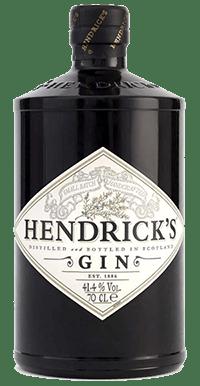 Gin Hendrick's, la bebida del mes en Maria Orsini