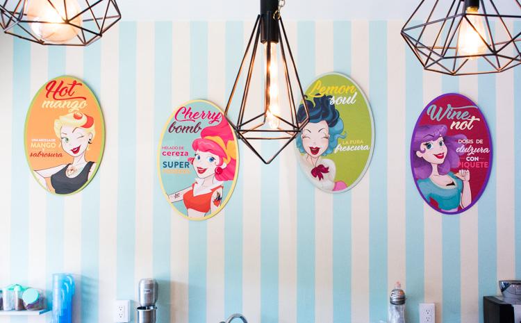 Cherry Bomb, la heladería | Revista Maria Orsini