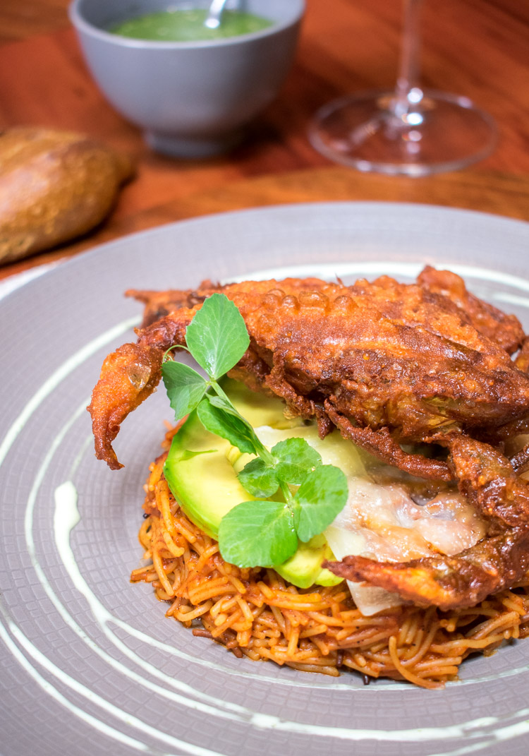Restaurante Chapulín, Ciudad de México | Reportaje en revista Maria Orsini