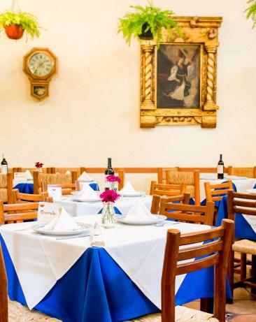REstaurante Casa Merlos en la Ciudad de méxico