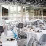 El chef con más estrellas Michelin ahora tiene un restaurante flotante