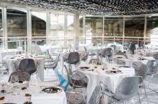 El restaurante flotante de Alain Ducasse: Ducasse sur Seine