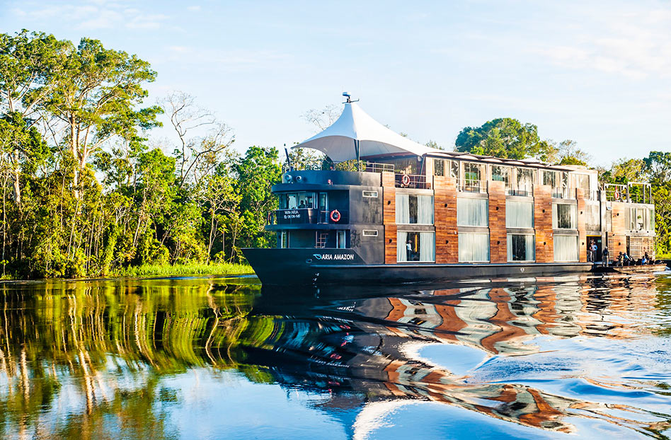 cruceros para foodies: amazonas peruano con aqua expeditions