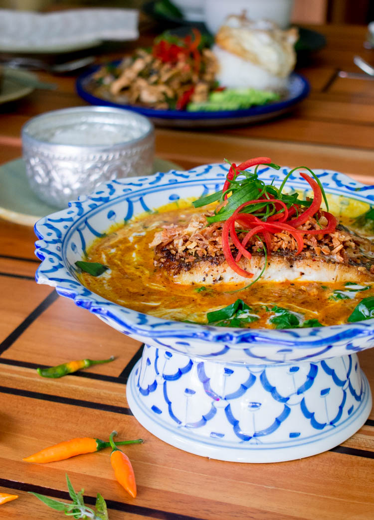 Galanga, restaurante de comida tailandesa en la ciudad de méxico