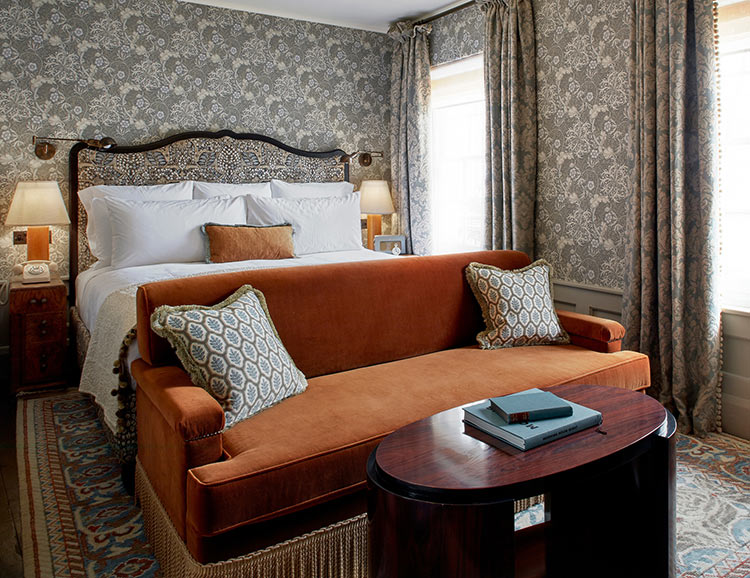 Hoteles boutique, kettner's townhouse, londres