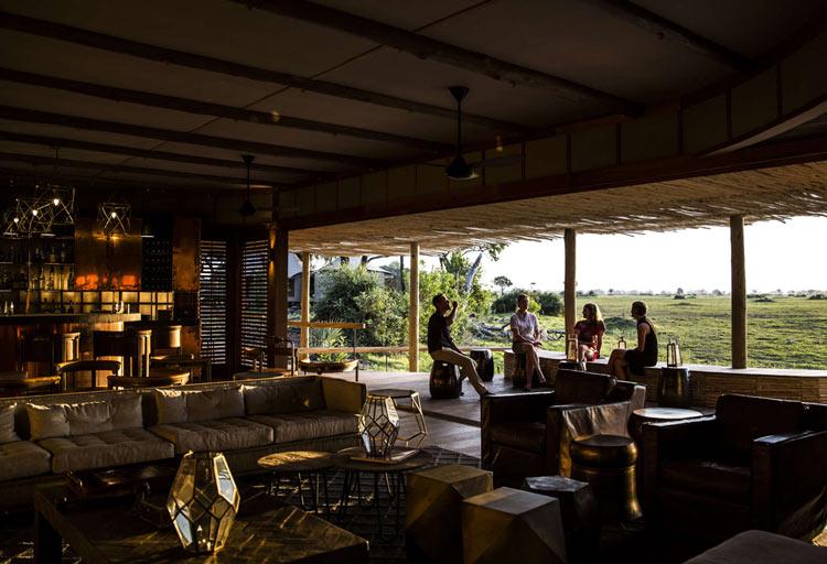 Hoteles boutique, mombo, botswana
