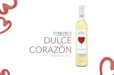 dulce corazón blanco, bebida de febrero en revista Maria Orsini