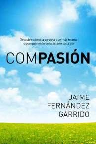 """Portada del libro: """"Compasión"""" de Jaime Fernandez"""