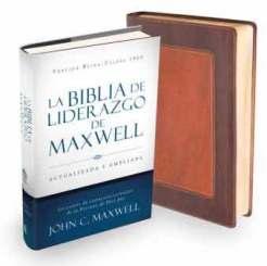 «La biblia de liderazgo de Maxwell»
