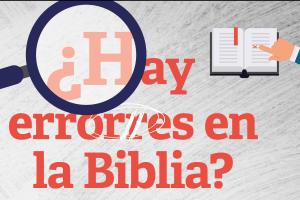 RA Septiembre 2017 - ¿Hay errores en la biblia?
