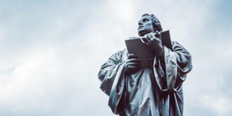 Elena de White y Martín Lutero