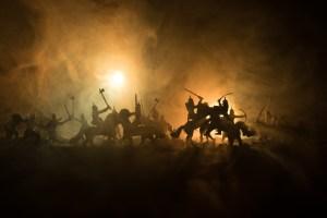 conflicto Cristo y Satanás