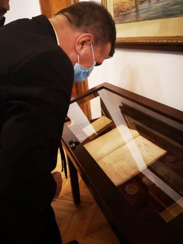 Primele imagini de la Muzeul Brătianu din Ștefănești 3