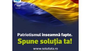 """Photo of Partidul Mișcarea Populară a lansat programul """"Patriotismul înseamnă fapte. Spune soluția ta"""""""