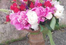 Photo of O florărie din Pitești livrează aranjamente cu bujori la domiciliu