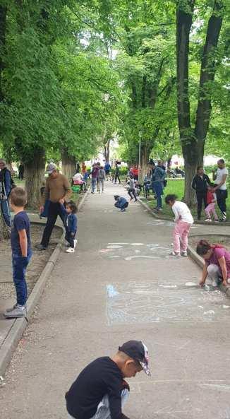 Cel mai mare eveniment de 1 Iunie a fost la Ștefănești 2