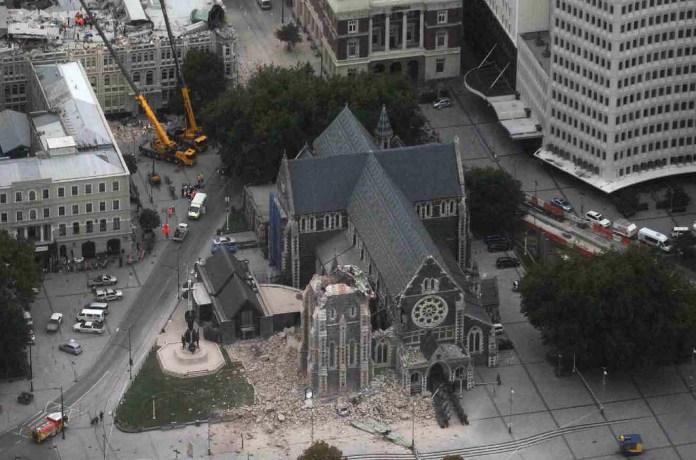 Terremoto ChristChurch_2011
