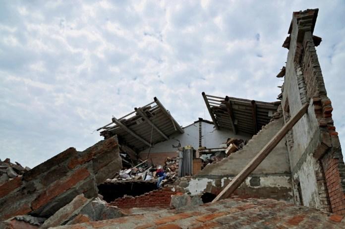 Terremoto Emilia-Romanha 2012