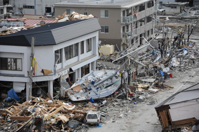 Terremoto Japão