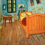 La habitación de Van Gogh en Arles, Museo de Ámsterdam