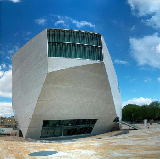 W235 3 porto casa da musica - Escuela arquitectura valladolid ...