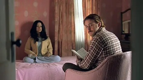 Lars and the Real girl movie image Ryan Gosling