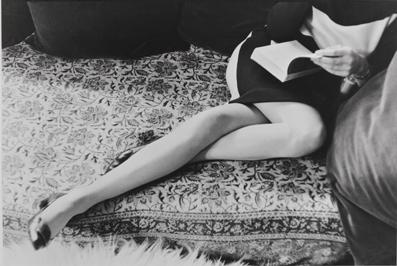Martine Franck, París, Francia, 1967 Gelatina de plata, copia de época Colección Eric et Louise Franck, Londres © Henri Cartier-Bresson/Magnum Photos, cortesía Fundación Henri Cartier-Bresson