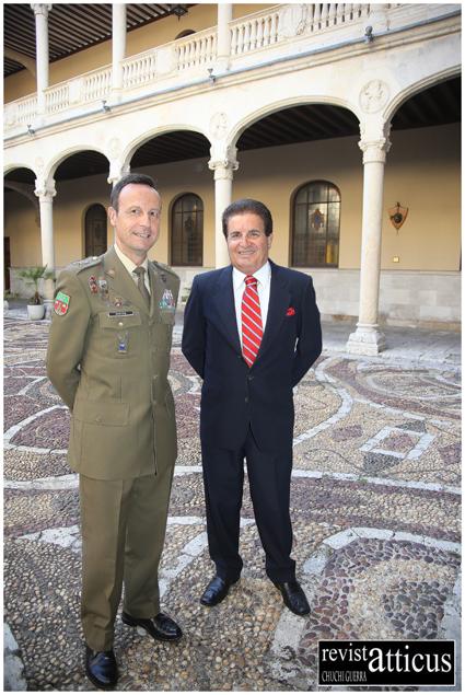 Manuel Gorjón y Alejandro Tudela
